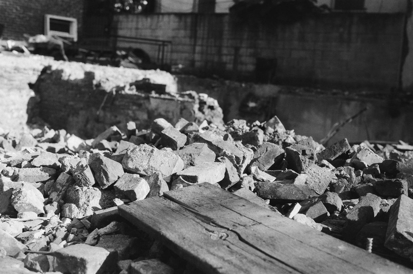 Wood and Bricks