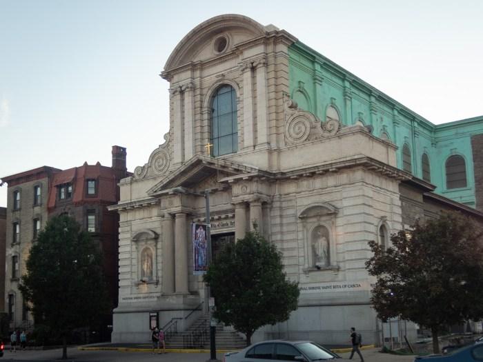 The National Shrine of St. Rita of Cascia