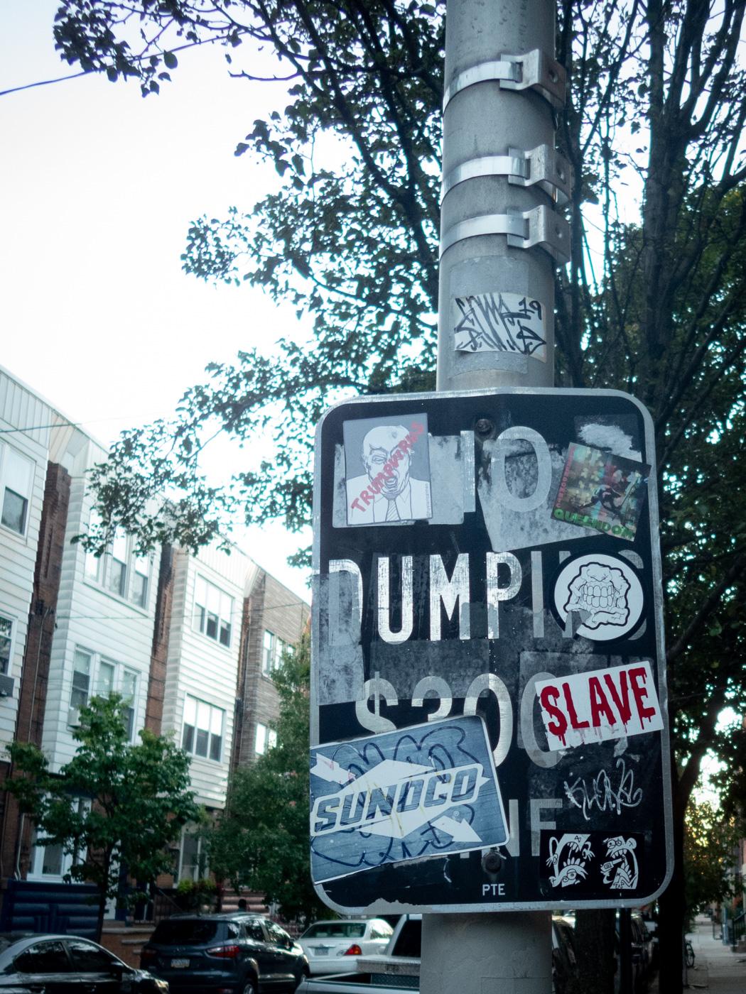 Trumpvirus Slave