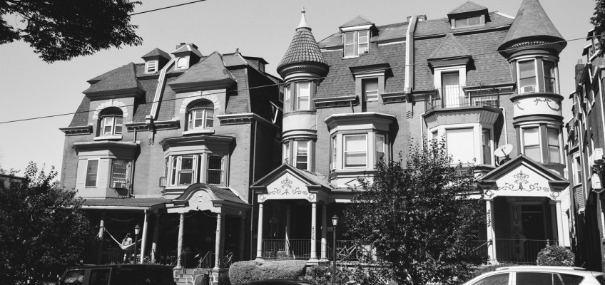 West Philly Houses