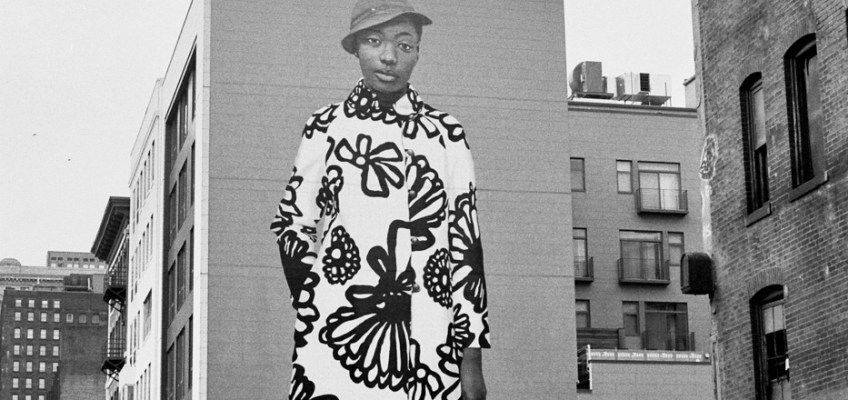 Philly Mural by Amy Sherald