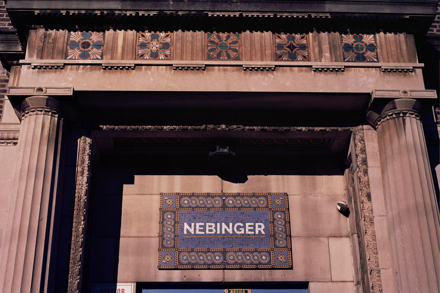 George W Nebinger School