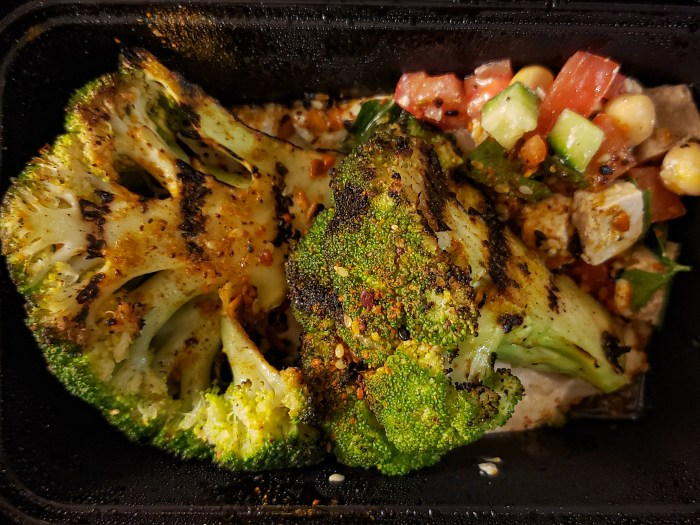 Grilled Broccoli from Vedge