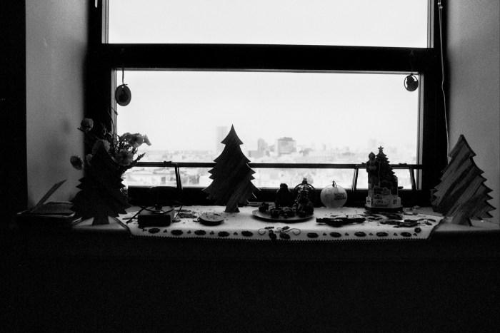 Christmas Silhouettes
