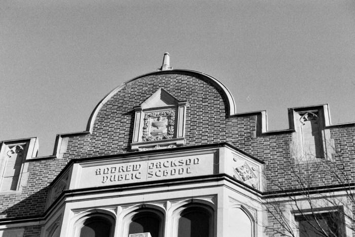 Andrew Jackson Public School