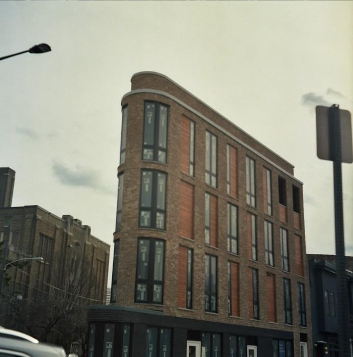 Mirco Flat Iron Building