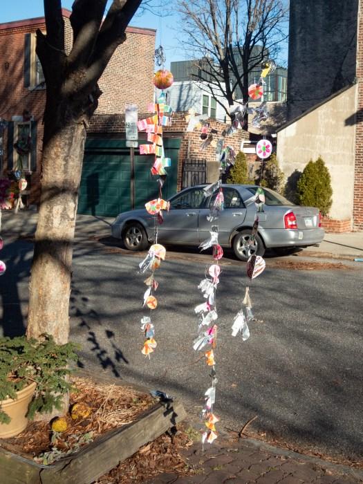 Sidewalk Decorations