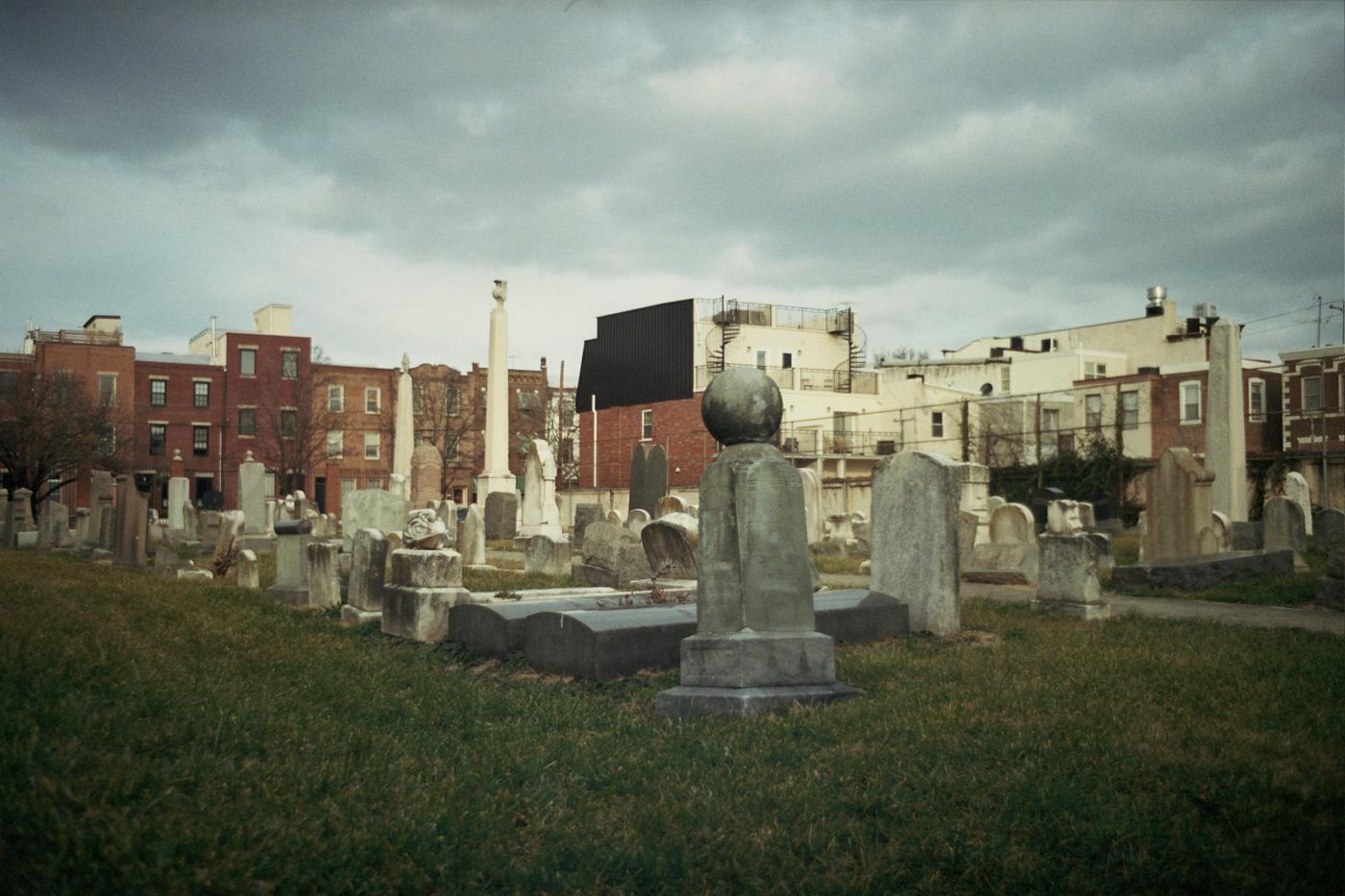 Mikveh Israel Cemetery (Federal Street Burial Ground)