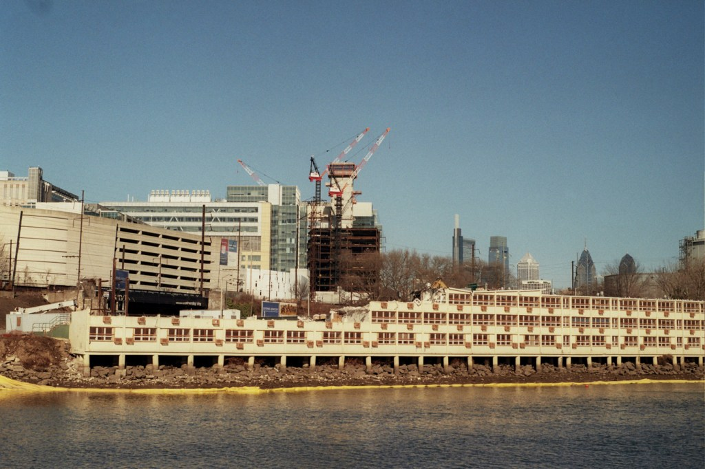 Demolition of the University Motor Inn