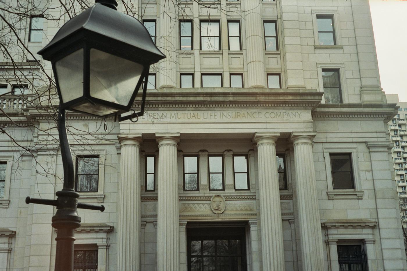 The Penn Mutual Life Insurance Company