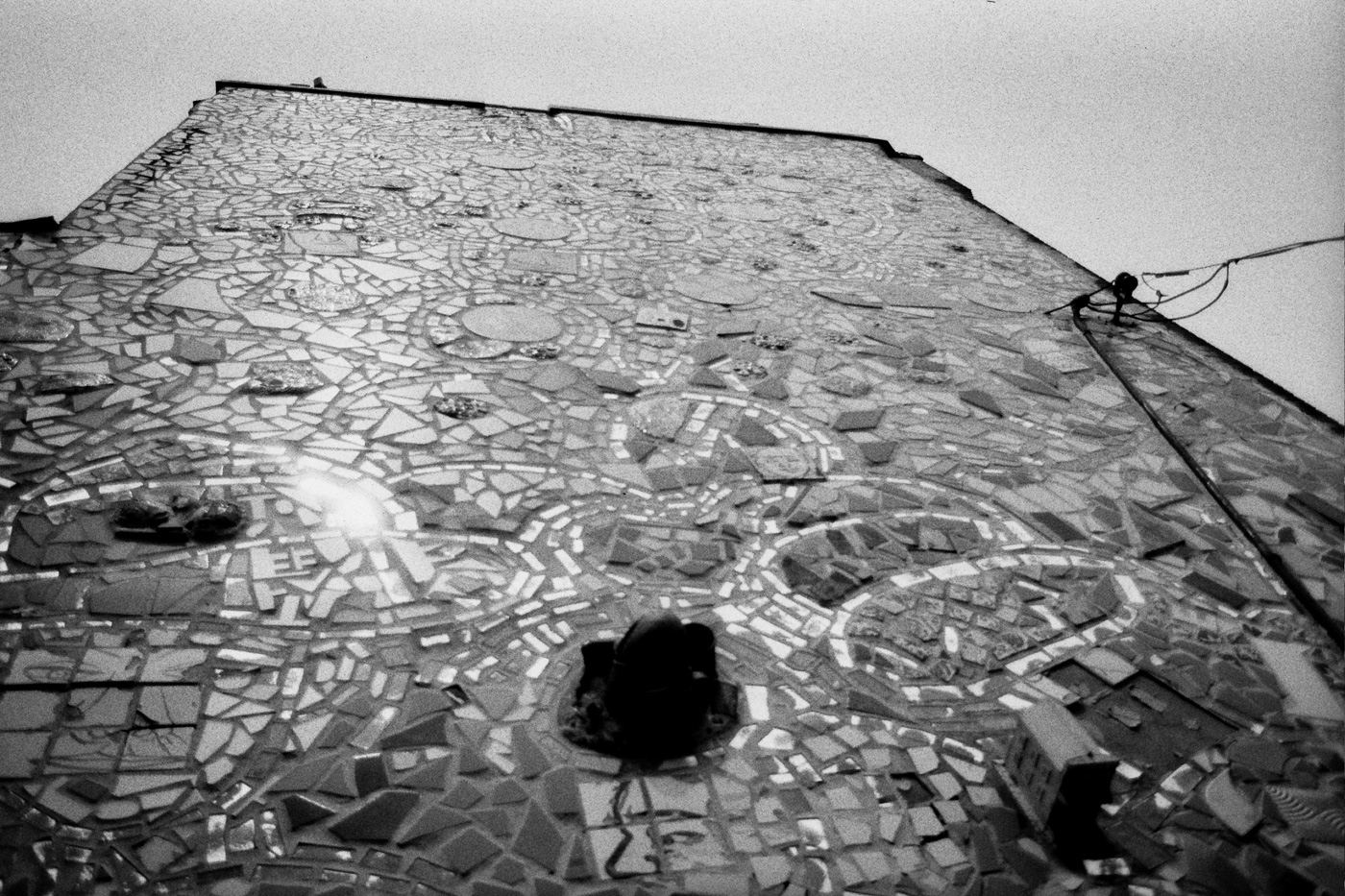 Mosaics All the Way Up