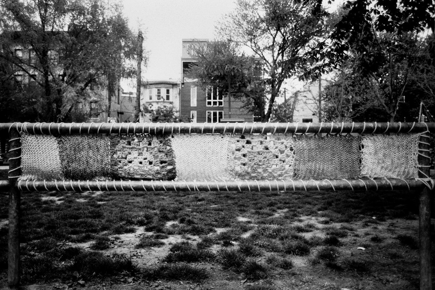 Yarned Fence