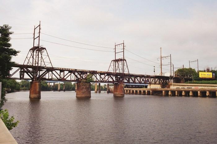 Schuylkill Arsenal Railroad Bridge