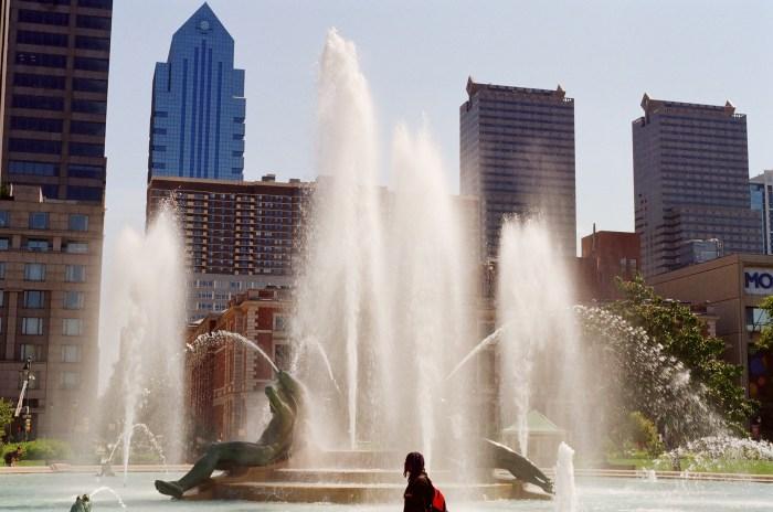 Logan Square Fountain