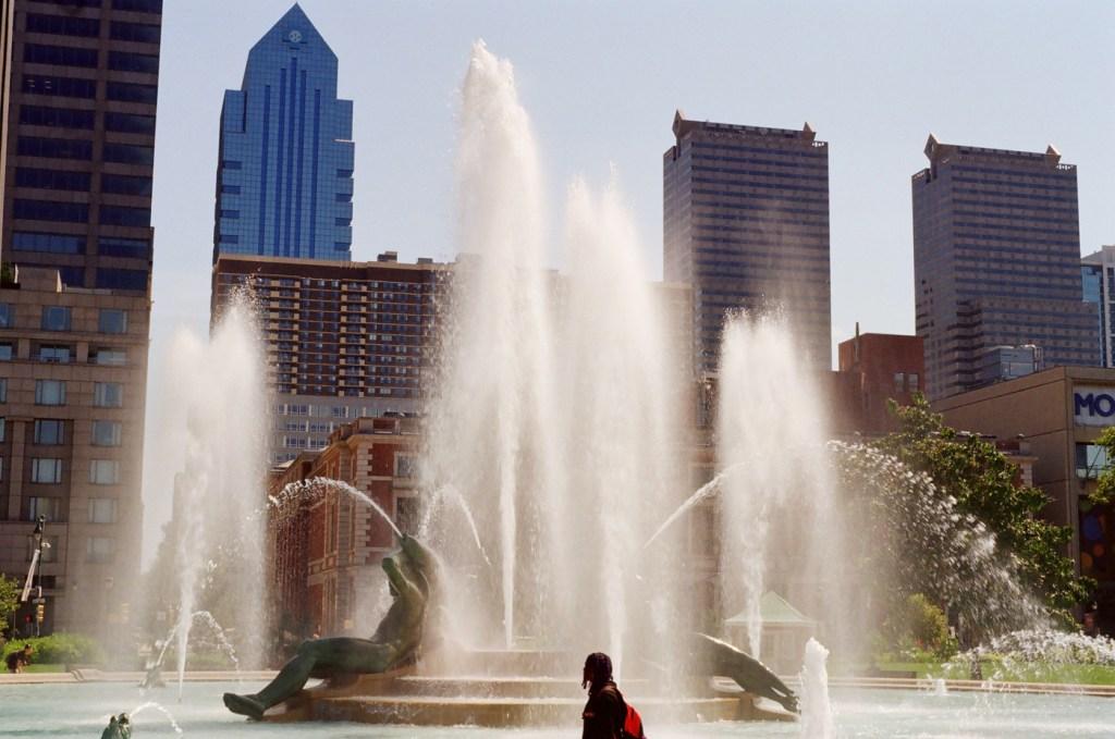 Logan Sqaure Fountain