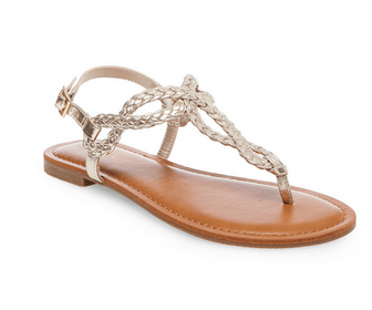 Target Janna Gold Sandal Cruise Packing List - This Creative Nest