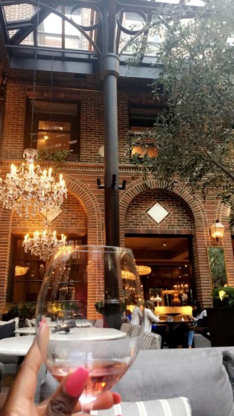 3 Arts Cafe Restoration Hardware Chicago
