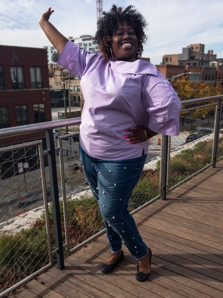 Rooftop style This Curvy Life