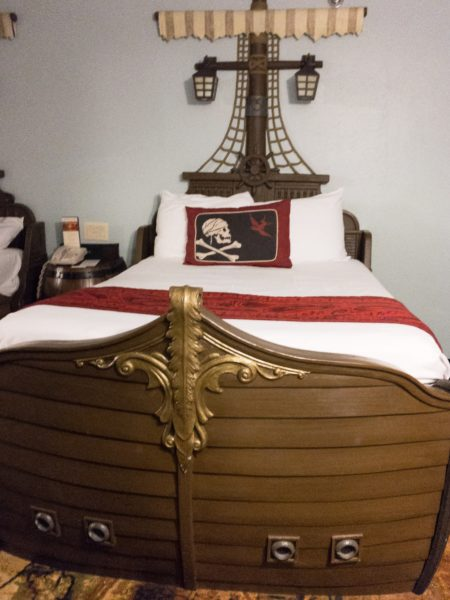 Disney Caribbean Beach Resort Pirate Room