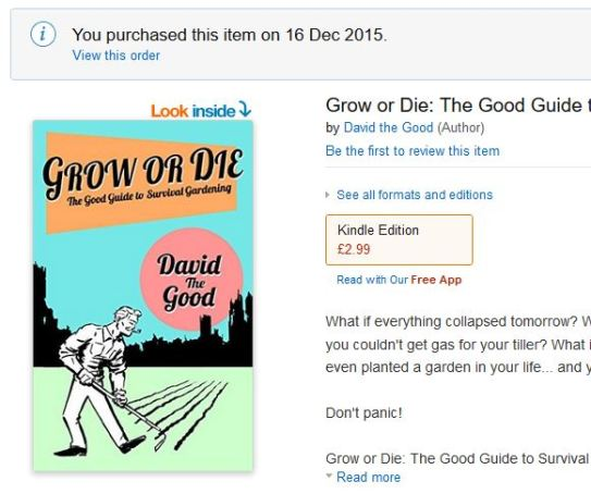 this dad does book review david the goodgrow_or_die_cover_pic