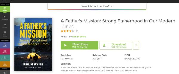 how to get copy a father's mission for free