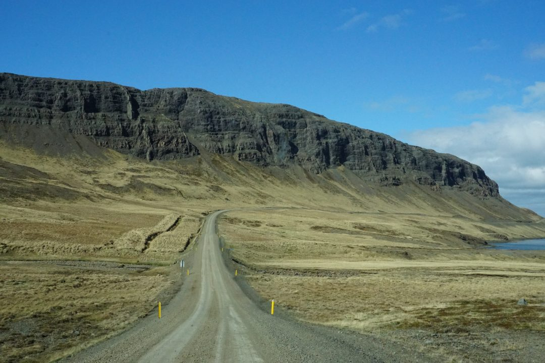 roadtrip in iceland