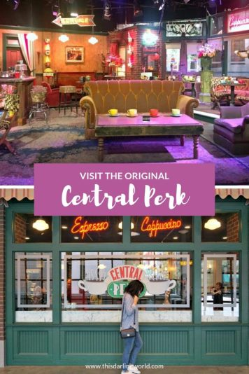 Calling All FRIENDS Fans: Visit the Real Central Perk