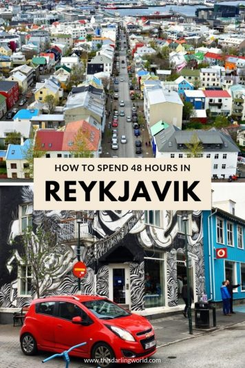 How to Spend 48 Hours in Reykjavik, Iceland