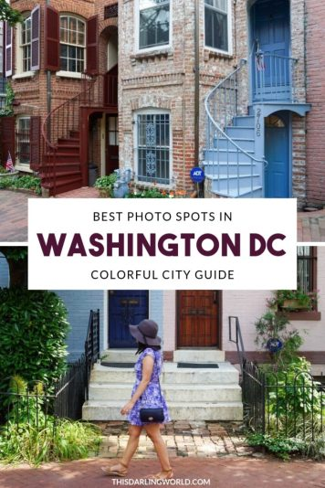 Best Places to Take Pictures in D.C. (That Are Not the Monuments)