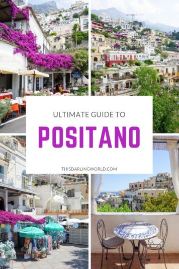 Things to Do in Positano: Ultimate Guide