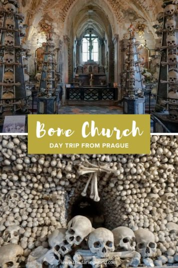 Bone Church in Prague: Visit the Sedlec Ossuary in Kutna Hora