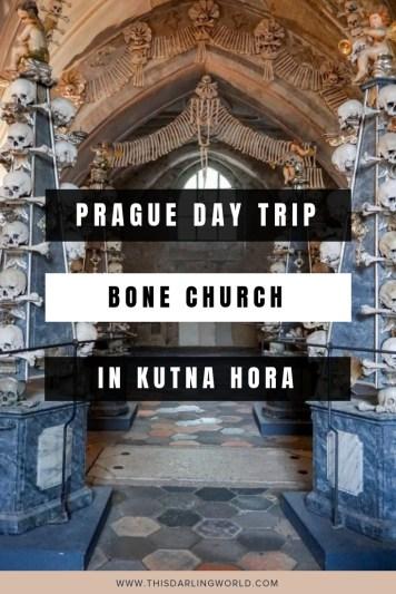 Bone Church in Prague: Visit the Sedlec Ossuary in Kutna Hora