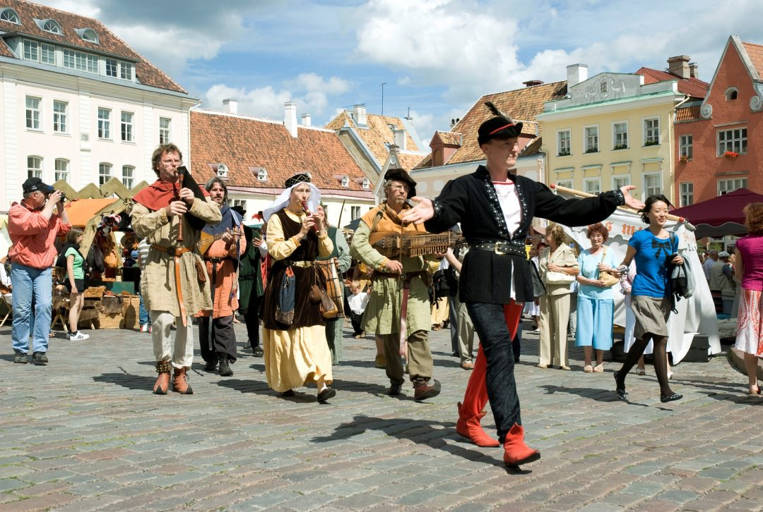 Vacation Ideas for 2018: Tallinn Estonia