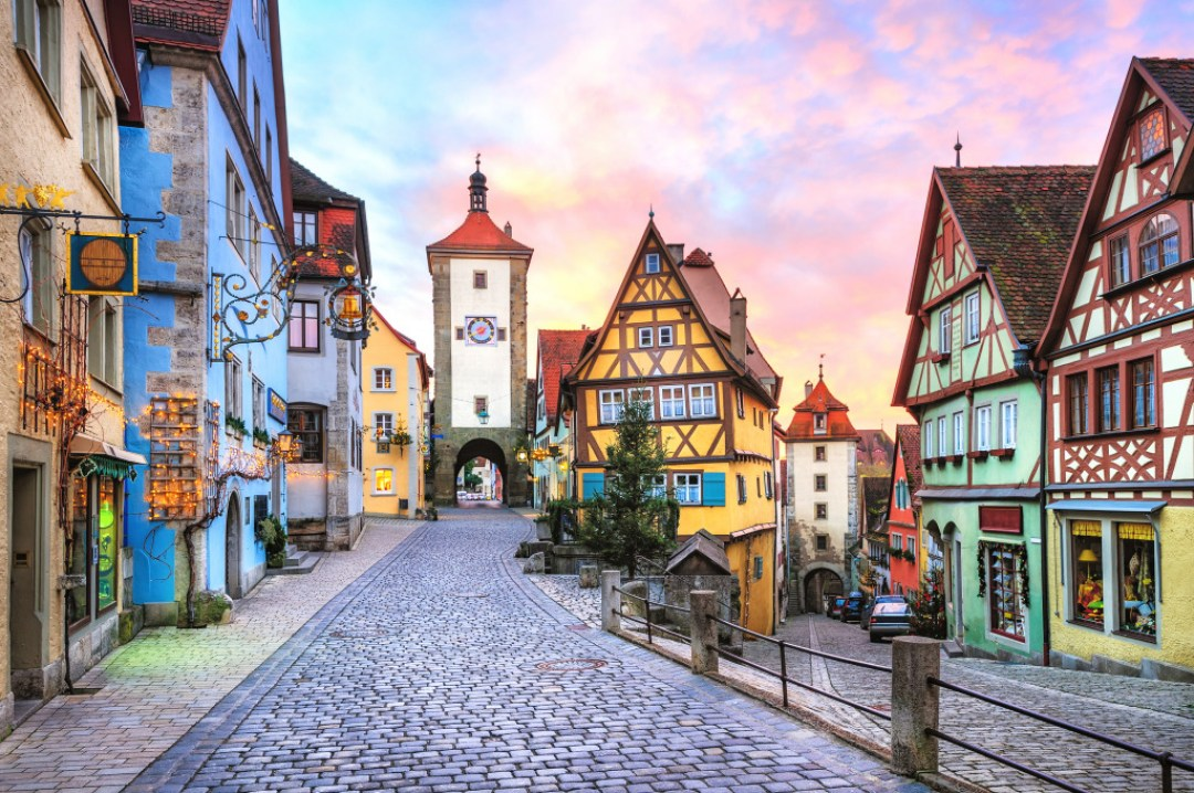 Vacation Ideas for 2018: Bavaria, Germany