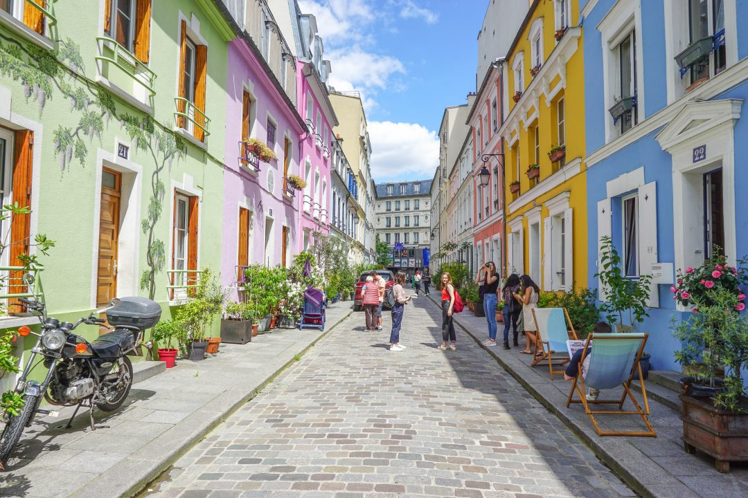 The Most Colorful Cities in the World