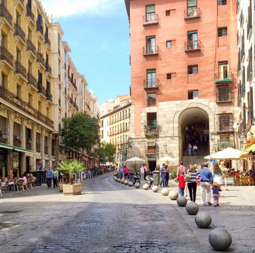 Madrid Spain holy week