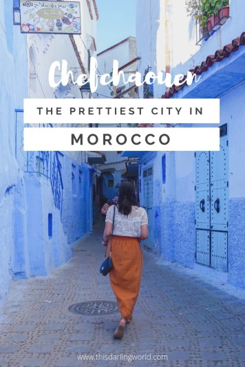 Chefchaouen, Morocco: Why You Will Love the Blue City