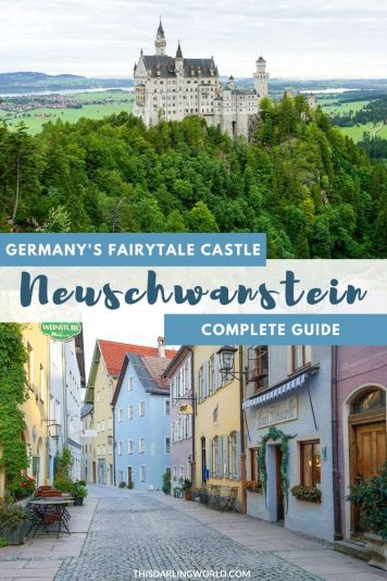 Neuschwanstein Castle: How to Get There & Where to Stay