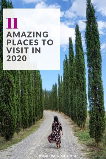 Top Travel Destinations: Where to Go in 2020
