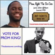 Vote for Prom King!