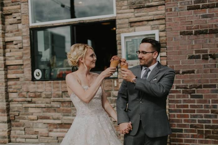 kristin-and-sean-with-ice-cream-cones-at-wedding-cut-version