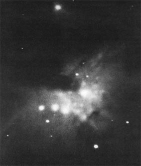 Draper's 2nd picture of Orion