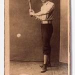 1886- At Washington'sCapitol Park, backstopConnie Mackmakes his major league debut as theNationalsedgePhiladelphia, 4 - 3.