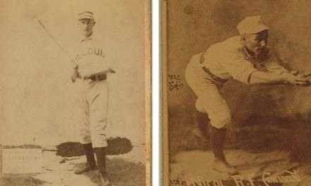 Cincinnati Red Stockings and St. Louis Browns make the first recorded trade