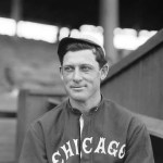Chicago White Sox P Ed Walsh hurls two complete game victories over Boston, winning by scores of 10 - 5 and 3 - 1. When Doc White leaves the first game without retiring a batter in the 1st inning, Walsh comes in without warming up. He gives up five runs in the 1st, then blanks Boston the rest of the way.