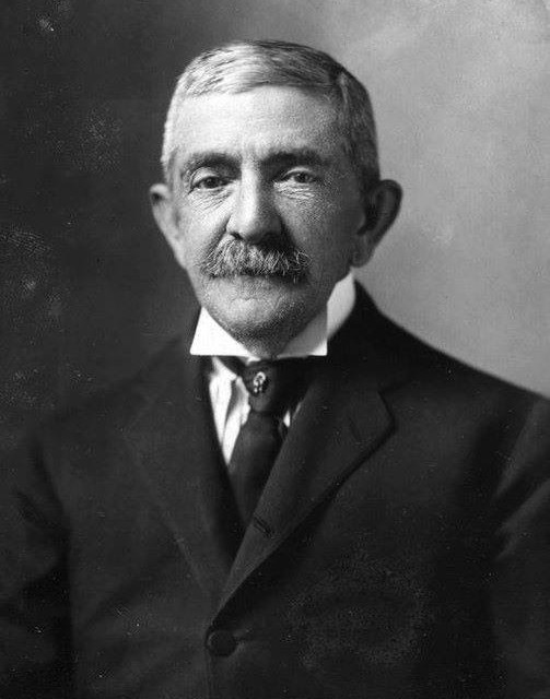 1903–Nicholas YoungremainsNational Leaguepresident whenAlbert Spaldingbows out of the battle.