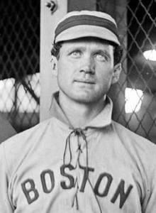 At Boston, the Americans trounce the Athletics, 12 – 1, in eight innings. Patsy Dougherty leads the way with three triples and two singles.