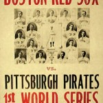 Boston Pilgrims win the first modern day World Series