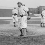 "Jack ""Brakeman"" Taylor of the Chicago Cubs sets a major league record by hurling his 187th consecutive complete game"