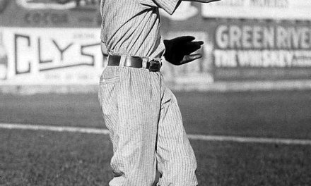 Addie Joss tosses a perfect game against the Chicago White Sox
